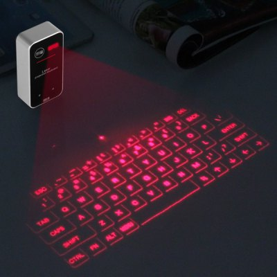 GDL003 Wireless Bluetooth Laser Projection Keyboard