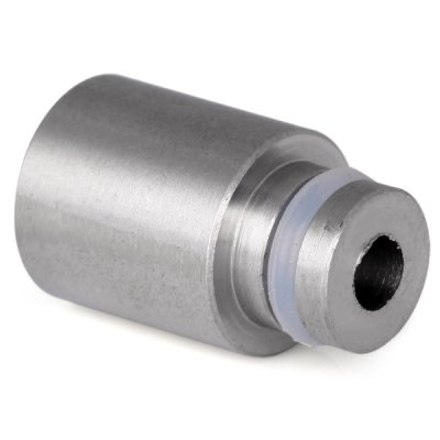 Фотография Big Bore Stainless Steel E - Cigarette Mouthpiece Drip Tip with Straight - through Type for 510 Atomizers