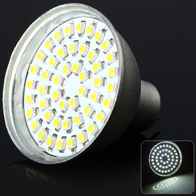 Sencart 3W GU5.3 220LM SMD - 3528 48 x LED Spot Light Bulb  -  White Light AC 12 - 24V