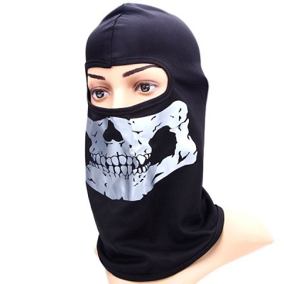 Гаджет   Skull Head Head Mask Sun Protection Gadget Tactical Cycling Skiing Outdoor Exercise Necessities Masks