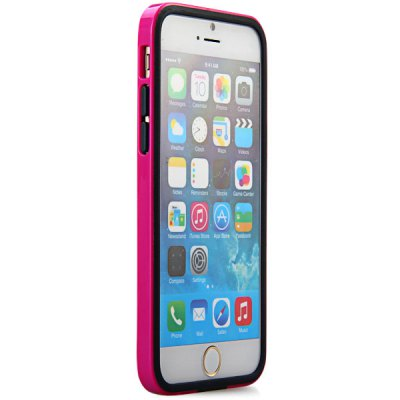 High Quality Frame Design TPU Protective Bumper Case for iPhone 6  -  4.7 inchesiPhone Cases/Covers<br>High Quality Frame Design TPU Protective Bumper Case for iPhone 6  -  4.7 inches<br><br>Compatible for Apple: iPhone 6<br>Features: Bumper Frame<br>Material: TPU<br>Style: Special Design<br>Color: White, Brown, Plum, Black<br>Product weight : 0.010 kg<br>Package weight : 0.080 kg<br>Product size (L x W x H): 14 x 7 x 0.9 cm / 5.5 x 2.8 x 0.3 inches<br>Package size (L x W x H) : 16 x 9 x 2 cm<br>Package contents: 1 x Bumper Case