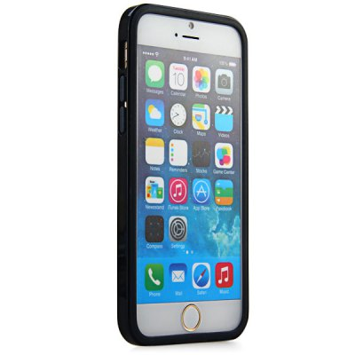 Гаджет   High Quality Frame Design TPU Protective Bumper Case for iPhone 6  -  4.7 inches iPhone Cases/Covers