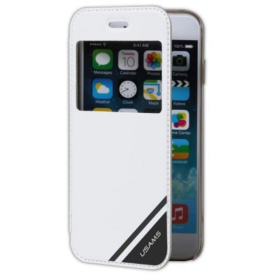 USAMS PC and PU Cover Case for iPhone 6 - 4.7 inches
