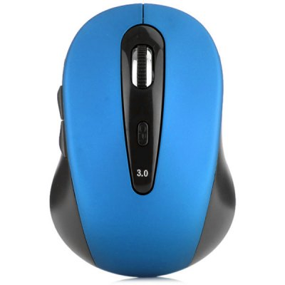 A300 Human Ergonomic 6 Keys Bluetooth3.0 Wireless Optical Gaming Mouse for Home Office Онлайн