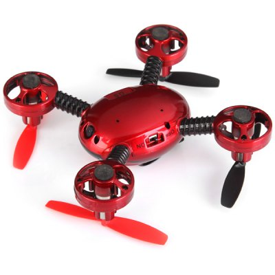 Гаджет   JXD 392 2.4G 4 Channel UFO Design 6 - Axis Gyro Remote Control Quadcopter with Camera RC Quadcopters