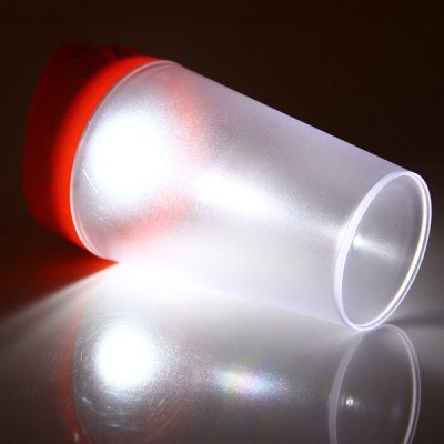 Solar Charge Cup Light Camping Lamp