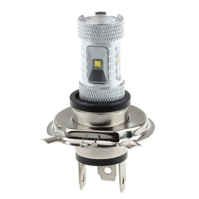 Гаджет   2pcs H4 30W 2500LM White Light 6 CREE XB - D R3 LEDs 10  -  30V Car Headlamp Car Lights