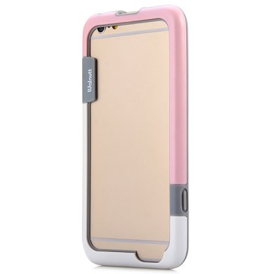 High Quality TPU and PC Protective Bumper Frame Case for iPhone 6  -  4.7 inchesiPhone Cases/Covers<br>High Quality TPU and PC Protective Bumper Frame Case for iPhone 6  -  4.7 inches<br><br>Compatible for Apple: iPhone 6<br>Features: Bumper Frame<br>Material: Plastic, TPU<br>Style: Special Design<br>Color: Pink, Rose, Blue, Black<br>Product weight : 0.012 kg<br>Package weight : 0.080 kg<br>Product size (L x W x H): 14.2 x 7 x 1 cm / 5.6 x 2.8 x 0.4 inches<br>Package size (L x W x H) : 16 x 9 x 2 cm<br>Package contents: 1 x Bumper Case