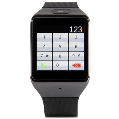 Гаджет   ZF008 Smartwatch Bluetooth Watch Answer and Dial the Phone Passometer Altitude Meter Burglar Alarm Cell Phones