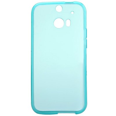 Гаджет   High Quality Transparent TPU Material Protective Back Cover Case for HTC One M8 Other Cases/Covers