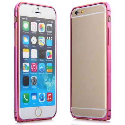 Aluminium Alloy Frame Bumper Case for iPhone 6 - 4.7 inches