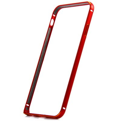 Novelty Frame Design Protective Bumper Case with Aluminium Alloy Material Design for iPhone 6  -  4.7 inchesiPhone Cases/Covers<br>Novelty Frame Design Protective Bumper Case with Aluminium Alloy Material Design for iPhone 6  -  4.7 inches<br><br>Compatible for Apple: iPhone 6<br>Features: Bumper Frame<br>Material: Aluminium<br>Style: Special Design<br>Color: Pink, Red, Blue, Gold<br>Product weight : 0.006 kg<br>Package weight : 0.080 kg<br>Product size (L x W x H): 13.9 x 6.8 x 0.7 cm / 5.5 x 2.7 x 0.3 inches<br>Package size (L x W x H) : 16 x 8 x 2 cm<br>Package contents: 1 x Bumper Case