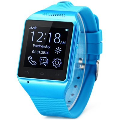 ZGPAX S19 1.54 inch Touch Screen Smart Watch Phone with Single SIM MP3 Bluetooth
