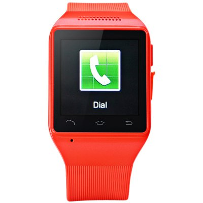 Гаджет   ZGPAX S18 1.54 inch Touch Screen Smart Watch Phone with Single SIM MP3 Bluetooth Cell Phones