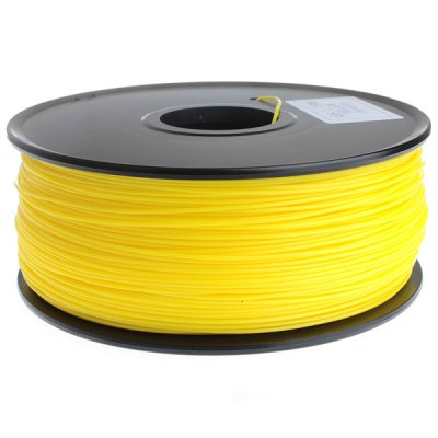 GZDY06 ABS 3D Printer Filament 1.75mm Plastic Rubber Consumables MakerBot RepRap UP Mendel