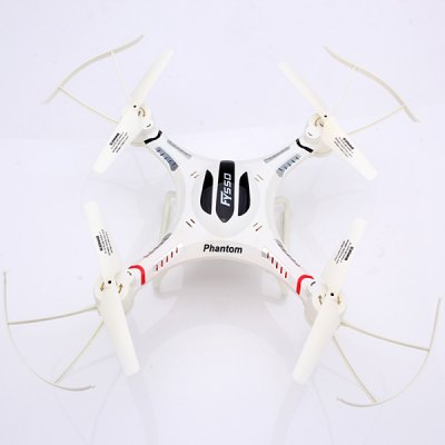 FY550-1 2.4GHz 6 Axis Gyro 4 CH Quadcopter
