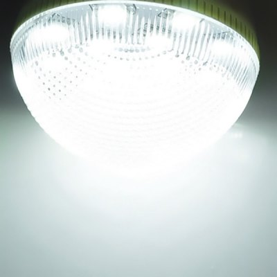 XinYiTong 5W E27 450LM 18 x SMD - 2835 LED Bulb Light Non Dimmable Bubble Ball Bulb  -  6500K