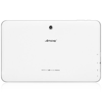 Ampe A92 9.0 inch Android 4.4 Tablet PC with WVGA Screen A33 Quad Core 1.2GHz Cameras WiFi 512MB RAM 8GB ROM