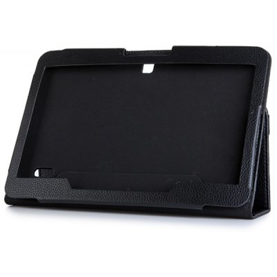 PU Leather Protective Case with Folding Stand Function Specially for 10.0 inch Phablet