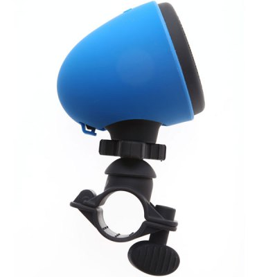 ФОТО High Quality Bluetooth V3.0 and EDR Bicycle Motorcycle Speaker with Mic and Mount Design