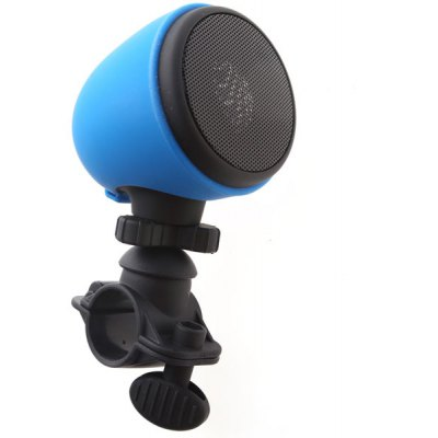 Outdoor Motorcycle Bicycle Wireless Bluetooth V3.0 Speaker with Mic and Mount