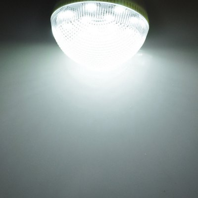 XinYiTong 7W E27 650LM 27 x SMD - 2835 LED Light Transparent Bubble Ball Bulb  -  6500K