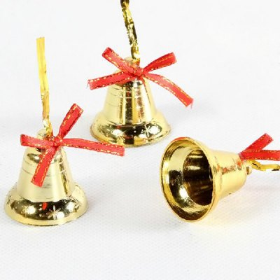 9Pcs Popular Christmas Bell Ornaments Festival Party Ball Performance Festival Garden Supplies Unique Gift от GearBest.com INT