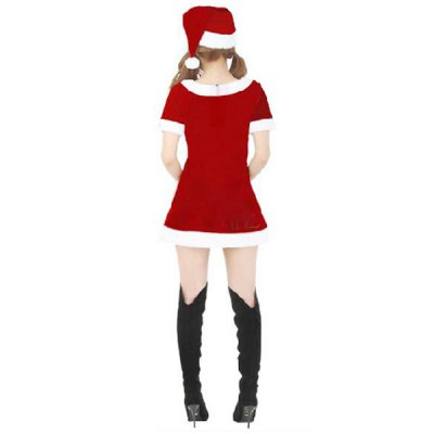 Popular Christmas Dress Hat Set Festival Party Ball Performance Festival Supplies Unique Gift от GearBest.com INT