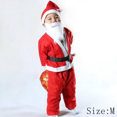 Popular Christmas Children Suits Clothes Festival Party Ball Performance Festival Supplies Unique Gift for 10  -  13 Years Old от GearBest.com INT