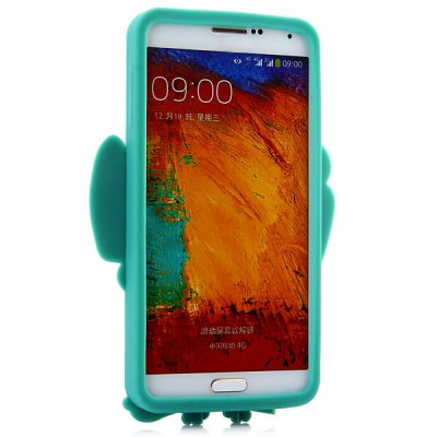 ФОТО High Quality Stitch Design Silicone Material Back Cover Case for Samsung Galaxy Note 3 N9000