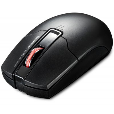 Motospeed G310 2.4GHz 3 Keys 1200DPI Wireless Optical Mouse