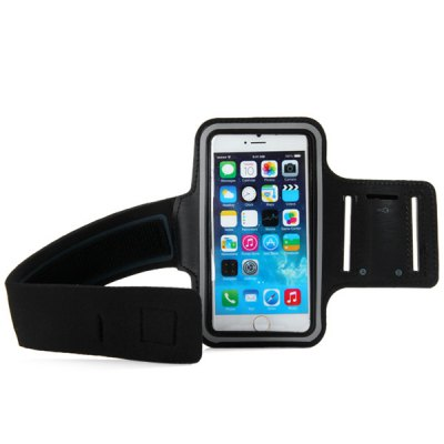 Гаджет   High Quality Sports Armband Pouch Cover Case with Double Holes Design for iPhone 6 6S iPhone Cases/Covers