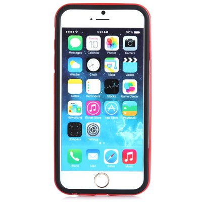 Hello Deere Wise Series High Quality TPU and PC Back Case Cover for iPhone 6  -  4.7 inchesiPhone Cases/Covers<br>Hello Deere Wise Series High Quality TPU and PC Back Case Cover for iPhone 6  -  4.7 inches<br><br>Brand: Deere<br>Compatible for Apple: iPhone 6<br>Features: Back Cover<br>Material: Plastic, TPU<br>Style: Special Design<br>Color: Red, Blue, Purple, Yellow<br>Product weight : 0.028 kg<br>Package weight : 0.111 kg<br>Product size (L x W x H): 14.1 x 7.1 x 0.8 cm / 5.6 x 2.8 x 0.3 inches<br>Package size (L x W x H) : 20 x 11 x 3 cm<br>Package contents: 1 x Case