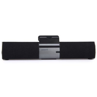 ФОТО iKANOO F99 Multifunctional MIC Wireless Bluetooth 3.0 Music Speaker Built - in Lithium Battery with Stand Function Support AUX External Audio Input