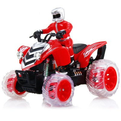 Гаджет   RC Motorcycle Toy with Rocking Walk 360 Degree Spin Rotating and Run Cool Christmas Gift for Boys RC Cars