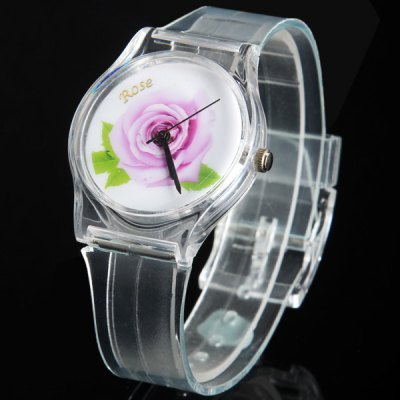 Rose Women Quartz Watch