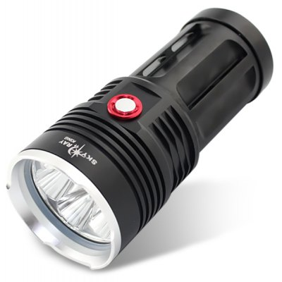 SkyRay King 7 x Cree XM-L2 5000Lm 3-Mode Torch