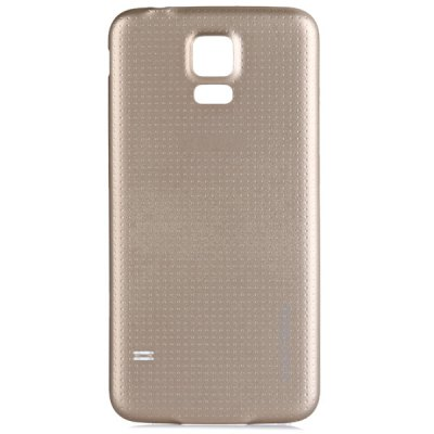 Гаджет   Brief PC Material Pure Color Back Cover Case for Samsung Galaxy S5 i9600 SM - G900 Samsung Cases/Covers