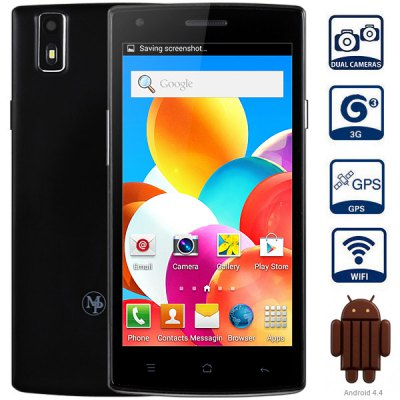 Mpie F1 5.0 inch Android 4.4 3G Phablet MTK6572 1.0GHz Dual Core 4GB ROM