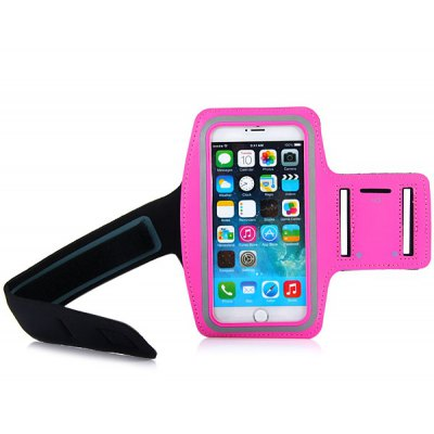Lycra Sports Armband Case for iPhone 6 Plus - 5.5 inches