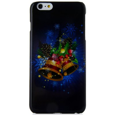 Fashionable PC Material Christmas Bell Pattern Back Cover Case for iPhone 6 Plus  -  5.5 inchesiPhone Cases/Covers<br>Fashionable PC Material Christmas Bell Pattern Back Cover Case for iPhone 6 Plus  -  5.5 inches<br><br>Compatible for Apple: iPhone 6 Plus<br>Features: Back Cover<br>Material: Plastic<br>Style: Special Design<br>Color: Dark blue<br>Product weight : 0.020 kg<br>Package weight : 0.080 kg<br>Product size (L x W x H): 15.8 x 8 x 0.8 cm / 6.2 x 3.1 x 0.3 inches<br>Package size (L x W x H) : 18 x 10 x 3 cm<br>Package contents: 1 x Case