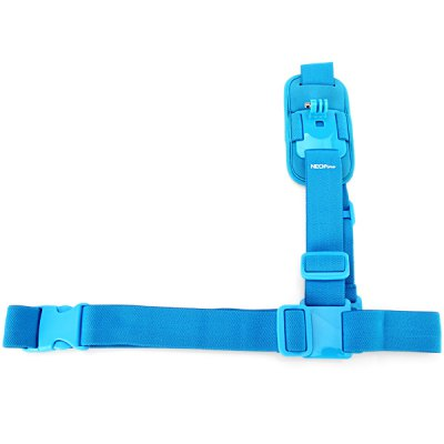ФОТО NEOPine GSS - 1 Elastic Adjustable Single Shoulder Strap for Action Cameras Gopro Accessories Moving Photograph Supplies