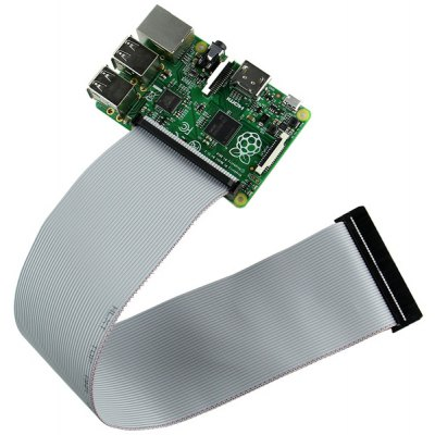 High Performance 40 - Pin Specified Data Line Cord Special for Raspberry PI B+