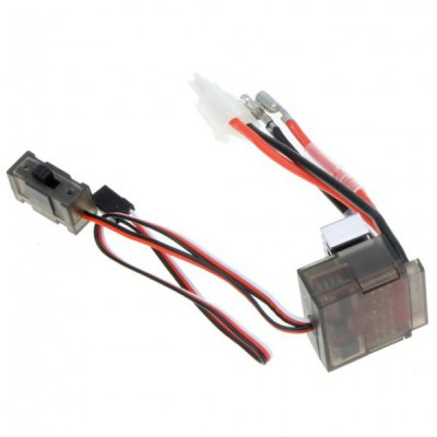 Гаджет   320A ESC High Performance Brushed Speed Controller ESC RC Flat / Off - road / Monster Truck / Truck Car / Boat Multi Rotor Parts