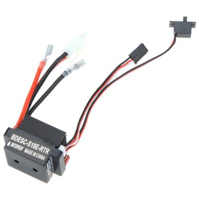 320A High Voltage Brushed ESC for RC Boat
