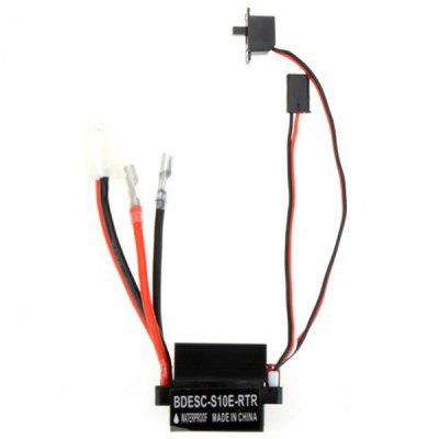 High Performance 320A Brushed ESC Speed Controller for Radio Control Boat от GearBest.com INT