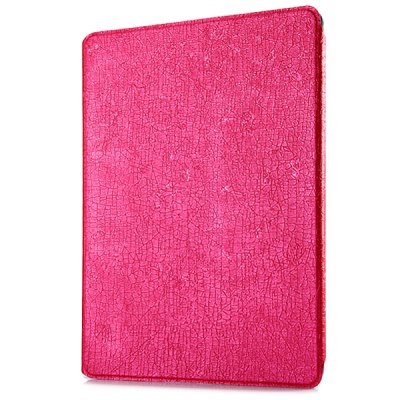 ФОТО Practical Hair Texture Pattern PU and PC Material Cover Case with Card Holder and Stand for iPad Air 2