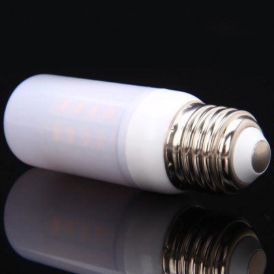 Sencart 7W E26 SMD 5730 36 LEDs Warm White Corn Lamp with Frosted Cover  -  1200Lm 100 - 260V