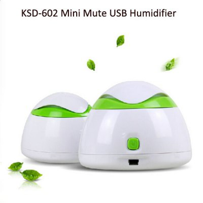 KSD - 602 Pocket USB Humidifier Desktop Moisturizing Device Birthday Gift Household Office Hotel Air Freshening