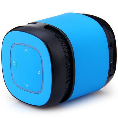 ФОТО HYUNDAI i70 HiFi Wireless MIC Bluetooth 3.0 Music Speaker Sound Amplifier Built - in Lithium Battery Support TF Micro SD Card AUX Audio Input